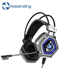 NEW Original XIBERIA X13 Gaming Headset Headphones Virtual 7.1 Channel Stereo with Mic Gaming Headphones Headband For PC Gamer