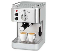 New Coffee Machine home office Semi-automatic Italy Type Cappuccino Espresso Coffee Maker HOT SALES
