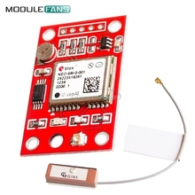 GY-NEO6MV2 NEO-6M GPS Module NEO6MV2 With Flight Control EEPROM MWC APM2 APM2.5 Large Antenna For Arduino