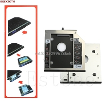 1 Pc SATA 2nd HDD Hard Drive Caddy Bay For IBM FOR Thinkpad T400s T500 T410 W500 #H029#