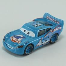 Cars Diecast Dinoco No.95 Lightnings Macqueens Metal Toy Car For Children 1:55 Loose Brand New In Stock Lightning McQueen(China)