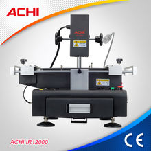 Authorized New Arrival High quality soldering station Achi ir12000 with Dark infrared top heater(China)