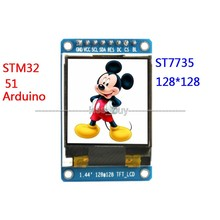 "Tracking number 1.44"" inch Serial 128x128 SPI Full Color TFT LCD Display Module replace OLED"
