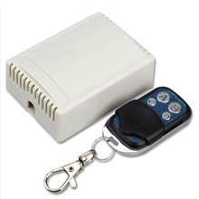 433MHz Door Lock Locking Vehicle Keyless Entry System Wireless 4Ch 433MHz DC12V  RF Remote Control Switch Transmitter & Receiver