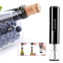 Functional Electric Wine Bottle Opener Battery Operated Cordless Opening Stand H06