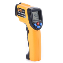 ANENG GM320 Fahrenheit Digitale Infrarood-thermometer Pyrometer Laser Outdoor Celsius Thermometers