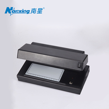 [Nanxing]Money detector UV Lamp Bill detecting for fake monry Currency detector counterfeit money machine Easy operating NX-150