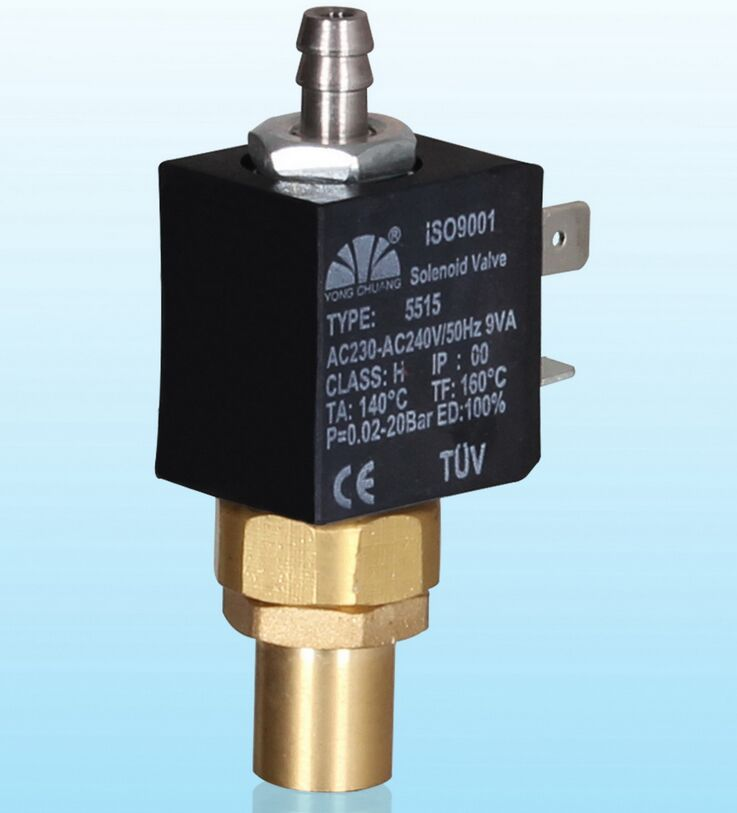 NEW AC 110V Normally Open N/O Micro Miniature 1.5mm Brass Water Steam Gas water 2 Position 2 Way Solenoid Valve<br><br>Aliexpress
