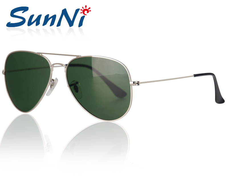 Hot Sale Best Quality Sunglasses Women Brand Designer Sun Glasses sn3025 G15 Green Glass Mirror Gafas De Sol 58mm62mm<br><br>Aliexpress