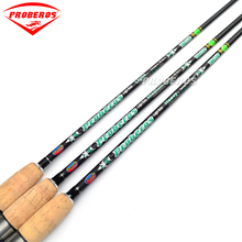 1PC Fishing Rod 1.8m/2.1m 40T High Carbon Lure Rod Matte Black Color Spinning Hand Fishing Tackle Sea Fishing Rod