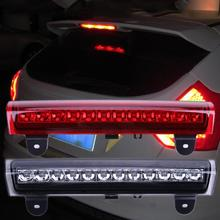 Car Housing Rear Roof 3rd Brake LED Light for 1992-99 Chevy/GMC Suburban Mount Rear Roof Light Car Styling(China)