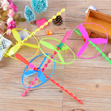 Free shipping Christmas birthday gift ideas for children small toys flying saucer disc Hot wholesale simple aircraft(China)