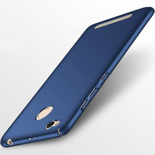 New Brand For Xiaomi Redmi 3s Case Matte Hard Coque Back Cover Slim Fashion Phone Cases Housing For xiaomi redmi note 4