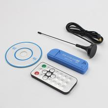 Digital DVB-T2 TV Tuner Stick HDTV Receiver with Antenna Remote Control HD USB Dongle PC/Laptop for Window T DVB-C USB 2.0