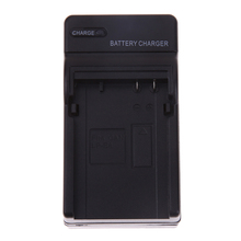 Two-flat US plug charger Battery Charger LP-E8 for Canon EOS 550D 600D Rebel T2i T3i Kiss X4 X5