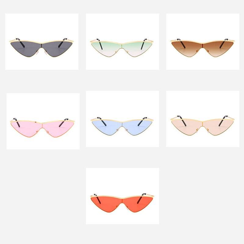 metal cat eye sunglasses women small 0335 details (2)