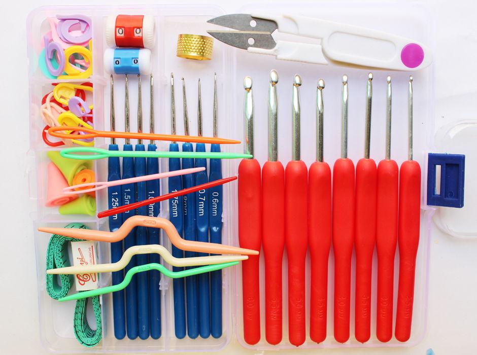 Инструмент для вязания крючков 83
