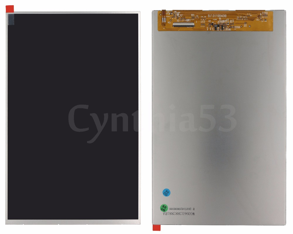 9.6inch bp096wx1-100 bp096wx7-100 FPC-BF0119B40IA/ IB LCD Dispaly screen<br>