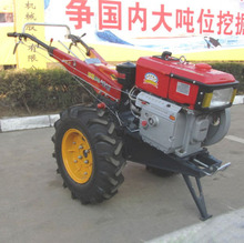 10 HP Small Tractor Cultivator Rotary Cultivator Machine For Irrgate the Fields(China)