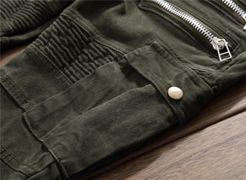 BIEPA-Men-s--Green-Slim-Stretch-Biker-Jeans-Zippers-Pockets-Patchwork-Pleated-Denim-Pencil-Pants (3)