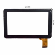 New 9'' inch Digitizer Touch Screen Panel glass For Best Buy Easy Home 9 Dual Core Tablet PC(China)