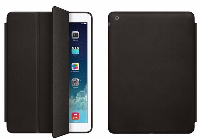 funda Smart Cover For apple iPad mini case Leather Magnetic Case For iPad Mini 1 2 3  Retina Case wake up with LOGO<br><br>Aliexpress