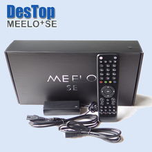 2pcs MEELO SE Linux Operating system same as Solo2 se Twin DVB-S2 Tuners NEW ESATA Satellite TV Receiver
