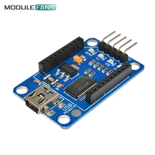 Pro Mini FT232RL FT232 BTBee Bluetooth Bee USB to Serial IO Port Xbee Interface Adapter Module For Arduino Nano 3.3V 5V Board(China)