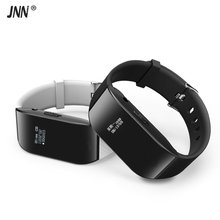 JNN Original 8GB Fashion Wristband Digital Audio Voice Recorder MP3 Watch with 1.2''LED MP3 Player Sound controlled