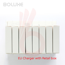 High Quality 5V 1A A1400 EU US USB Wall Charger AC Power Adapter for iPhone 7 6 6S 5 5S, with Retail box 10pcs/lot