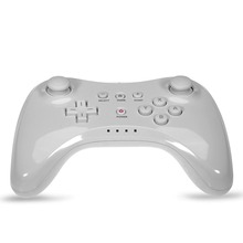 2017 New Wireless Bluetooth Remote U Pro Controller Gamepad for Nintendo Wii U Black White