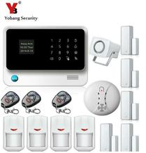 Yobang Security Wireless GSM Wifi Alarm System Home automation Alarma Cases System Smart Alarm Domotica Home Security Systems(China)