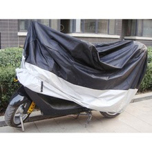 1 Pcs Motorcycle Cover Big Size Waterproof Outdoor Uv Protector Bike Rain Dustproof,Covers for Motorcycle, Motor Cover Scooter(China)