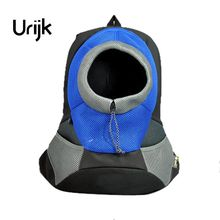 Urijk Yellow Pet Bag Shoulder Bag Pet Out Messenger Bag Pet Bag Pet Accessories For Dog Cat(China)