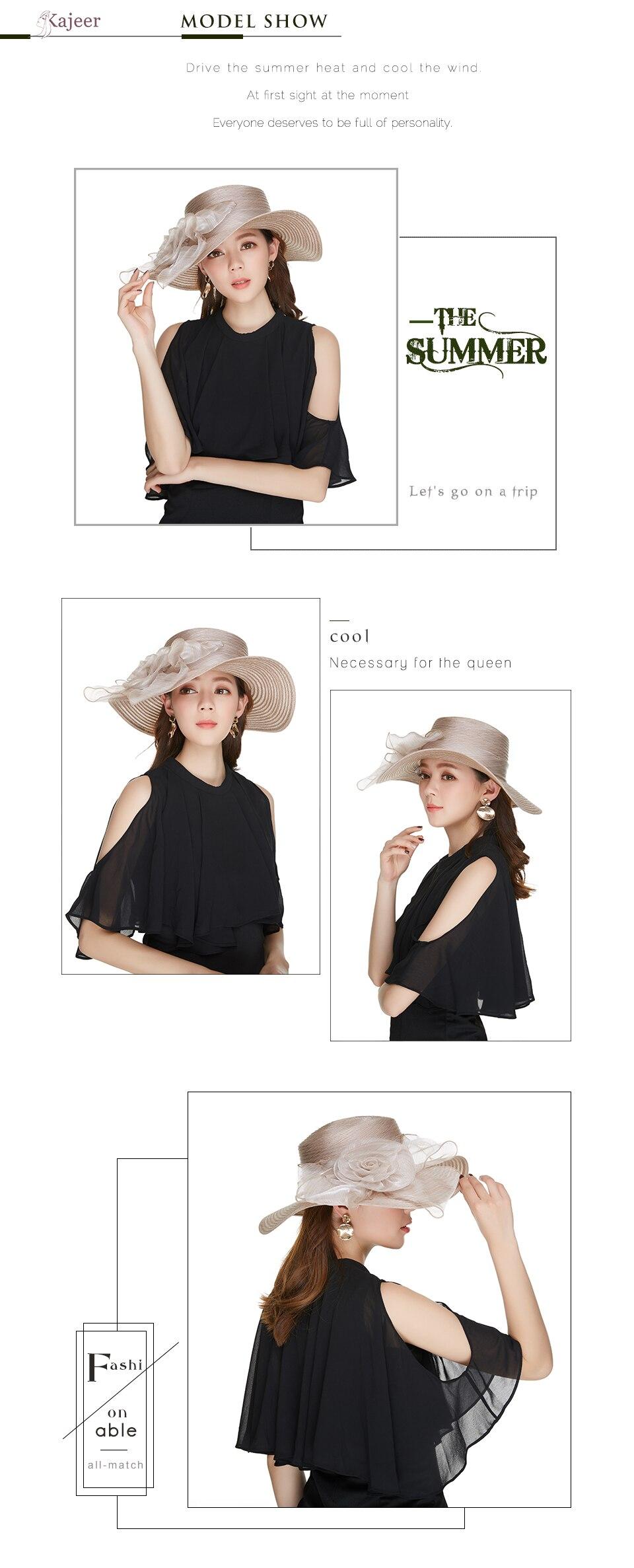 Detalle Comentarios Preguntas sobre Sombreros de verano Kajeer para ... b11174b03b3