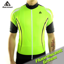 Racmmer 2017 Quick Dry Cycling Jersey Summer Men Mtb Bicycle Short Clothing Ropa Bicicleta Maillot Ciclismo Bike Clothes #DX-18