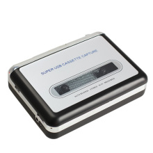 High Quality Tape to MP3 CD USB Cassette Capture Converter Audio Music Player E0Xc  L3EF