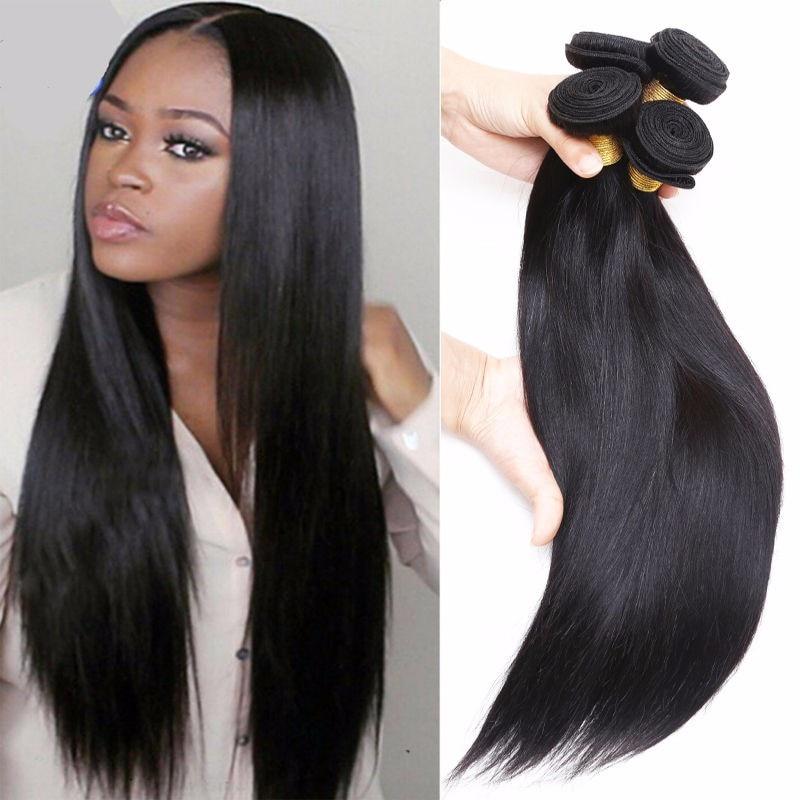 cheap human hair 4 bundles 100g bundles unprocessed virgin brazilian hair Unprocessed mink brazilian hair bundles<br><br>Aliexpress