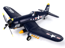 Unique Outdoor Remote Control Plane F4U Corsair Radio Controlled Aircraft PNP Aeromodelling F4U Corsair RC Airplane Model KIT(China)