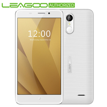 Original Leagoo M5 Plus MTK6737 Quad Core Android 6.0 13.0MP Mobile Phone 5.5Inch Cell Phone 2G RAM 16G ROM 4G Unlock Smartphone