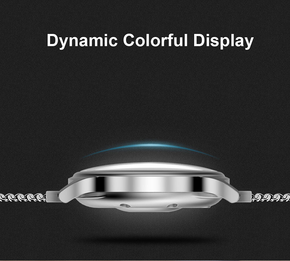 COLMI Fashion Smart watch Round Screen Clock IP68 Waterproof Men Fitness Activity Tracker Bluetooth Women Smartwatch For Android IOS _03