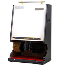 Automatic Shoe Shine Machine Hotel Vertical Induction Half Packs of Silver Shoe Shaker(China)