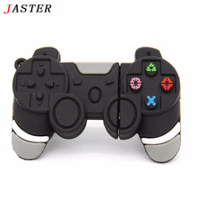 JASTER 2017 New usb flash drive cartoon gamepad model game handle memory flash stick pen drive u disk flash disk 2GB/4GB /8GB(China)
