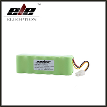 Eleoption 14.4v 3000mAh Ni-MH Rechargeable Battery For Samsung NAVIBOT VCR8875 14.4 Volt Free Shipping