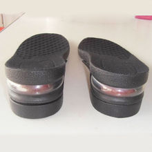 1 pair Man Shoe Insole AD Cushion Heel insert Increase Taller Height Lift 5cm Everyday