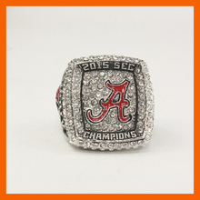 2015 ALABAMA CRIMSON TIDE SEC FOOTBALL CHAMPIONSHIP RING(China)