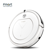 Fmart New Robot Vacuum Cleaner For Home Wet and Dry Water Tank Sweeper Mop Carpet Cleaner Vacuum Cleaners Side Brushs FM-R150