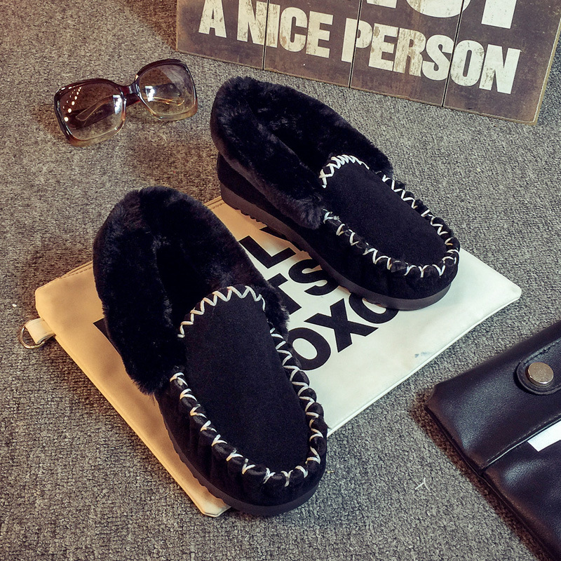 Free Shipping Ug Style Women Australia Classic Snow Boots Winter Warm Leather Women Flats Warm Shoes Genuine Leather ankle Boots<br><br>Aliexpress