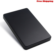 vovotrade USB3.0 1TB External Hard Drives Portable Desktop Mobile Hard Disk Case Micro USB Free Shipping(China)