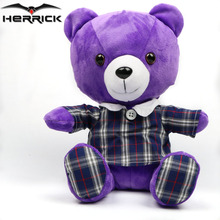 Herrick Little Bear Golf Club Head Cover With T-Shirt Plush Lovely Animal Driver Headcover Protect Heads 3 Colors